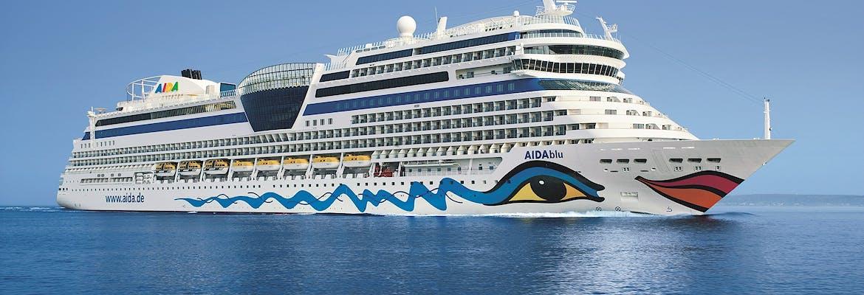 Sommerferien 2022 - AIDAblu - Mittelmeerinseln ab Korfu