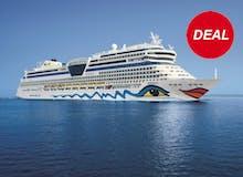 VARIO Exklusiv - AIDAblu - Von Kreta nach Mauritius inkl. Flug