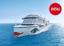 VARIO Exklusiv - AIDAperla - Von Hamburg nach Barbados oder Dom. Rep. inkl. Rückflug