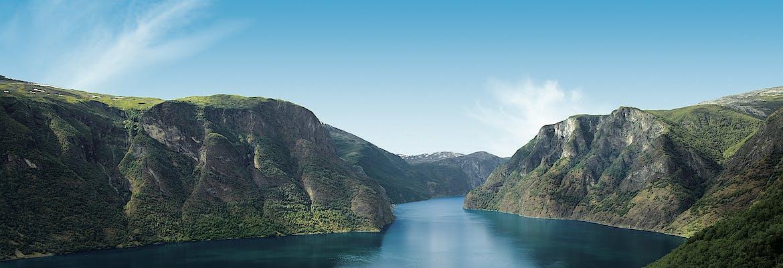 Sommer 2018 - AIDAbella Norwegens Fjorde & Ostsee