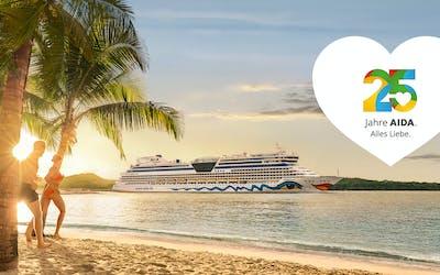 AIDA Geburtstagsspecial Karibik