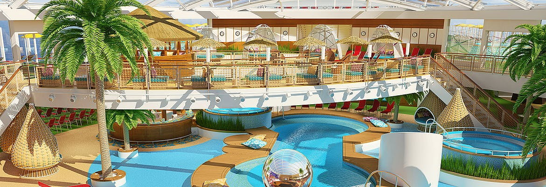 AIDA + Hotel Kombi Mittelmeer mit AIDAnova & Canyamel Classic