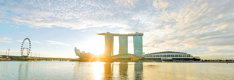 Transreise 2020 - AIDASelection - AIDAvita - Von Singapur nach Dubai inkl. Flug
