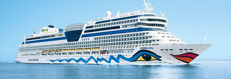 Kreuzfahrten mit AIDAstella