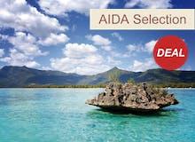 VARIO exklusiv - AIDA Selection - AIDAaura - Weltreise Teilstrecke - Von Mauritius nach Hamburg