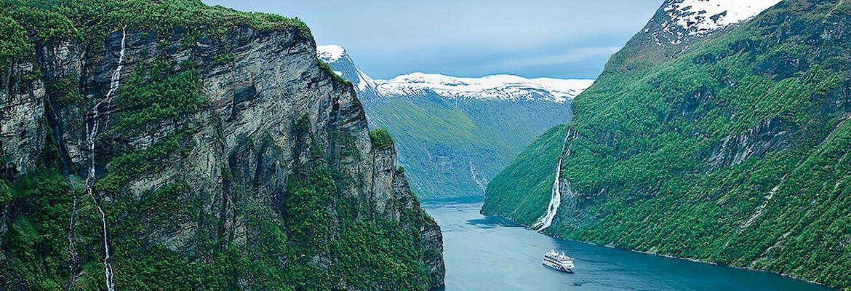 All Inclusive Sommer 2021 - AIDAnova - Norwegen ab Kiel