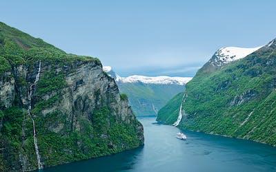 Norwegen ab Kiel