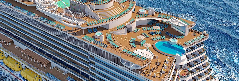 AIDA PREMIUM All Inclusive Sommer 2022 - AIDAcosma - Mediterrane Schätze ab Mallorca