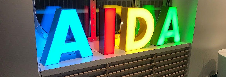 Urlaub auf AIDA - Shopping, Kunst & Co.