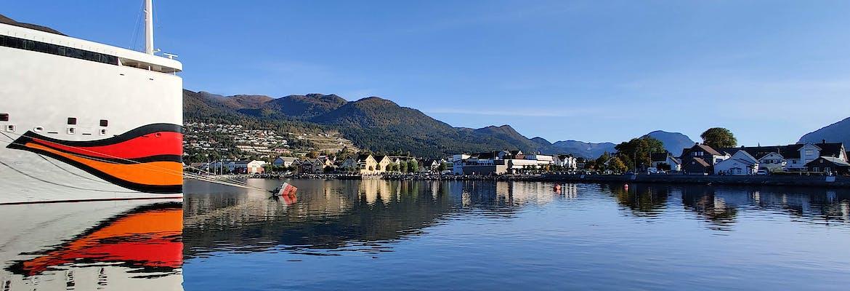 Sommer 2022 - AIDAperla - Norwegens Fjorde