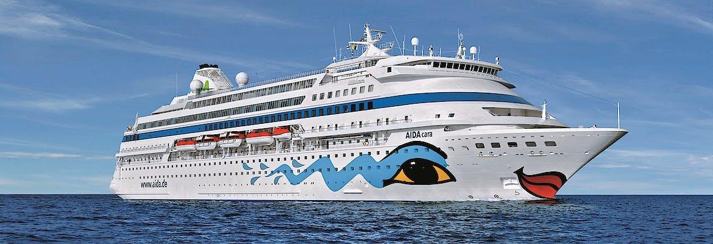 Transreisen 2019/20 - AIDA Selection - AIDAcara - Von Mallorca nach Gran Canaria inkl. Flug