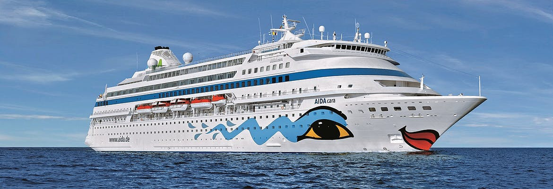 AIDA Sonderpreisangebot inkl. Überraschung - AIDA Selection - AIDAcara - Island & Grönland