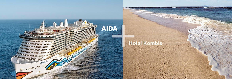 AIDA + Hotel Kombis Kanaren Winter 2019/20