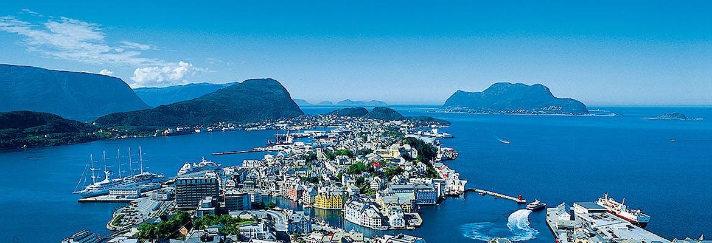 Sommer 2019 Besttarif: AIDAperla - Norwegens Küste