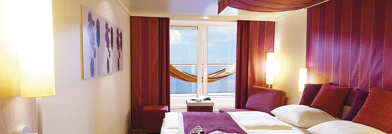 AIDA + Hotel Kombi Mittelmeer mit AIDAstella & Protur Badia Park