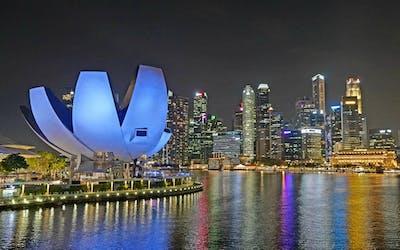 Singapur & Indonesien mit Bali