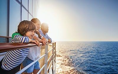 AIDA Familienreisen