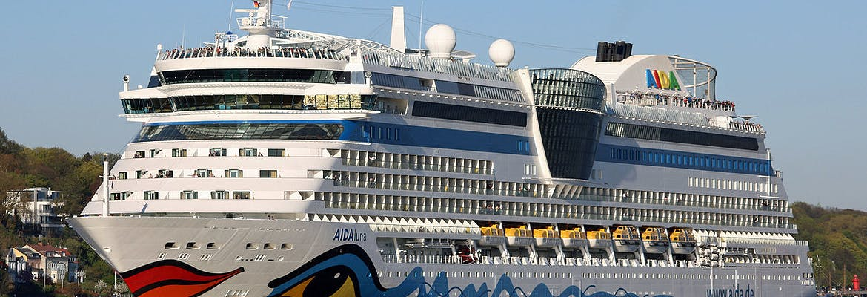 AIDA VARIO All Inclusive - AIDAluna - Von Kiel in die Karibik inkl. Rückflug