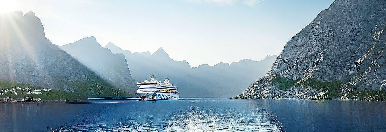 Sommer 2019 Besttarif: AIDA Selection - AIDAaura - Nordische Inseln & Norwegen