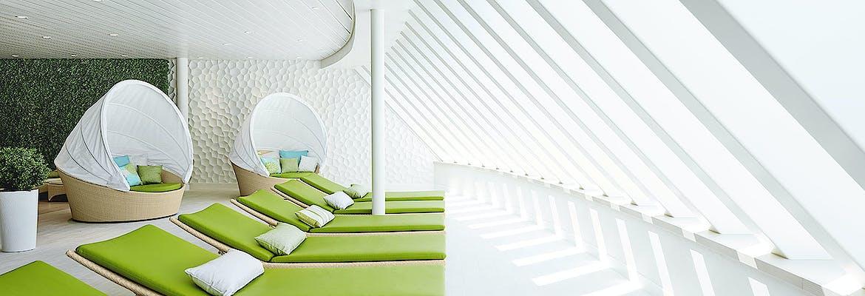 Suiten Special Transreise 2022 - AIDAperla - Von Hamburg in die Karibik