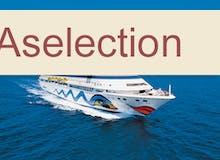 Sommer 2020 Besttarif - AIDA Selection - AIDAvita - Frankreich, Belgien & England