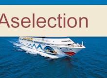 AIDA Traumstart um 12 am Dienstag - AIDAvita - Norwegens Fjorde mit Trondheim