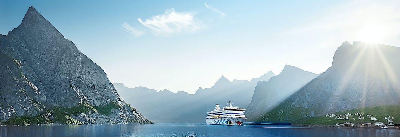 Sommer 2022 - AIDAsol - Island & Norwegen