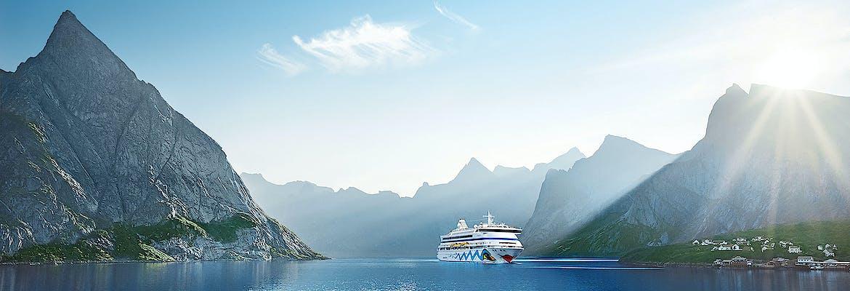 Sommer 2021 - AIDAbella - Nordische Inseln mit Island inkl. Frühbucher-Ermäßigung