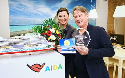 AIDA SMILING STAR