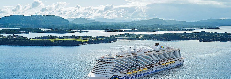 Frühling 2021 Besttarif: AIDAcosma - Norwegen ab Kiel