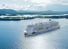 Sommer 2021 - AIDAcosma - Norwegen & Ostsee inkl. Frühbucher-Ermäßigung
