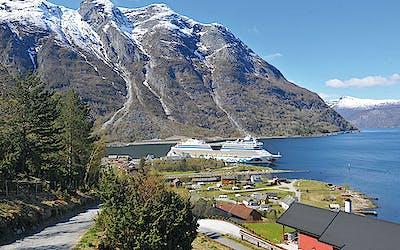 Norwegen ab Kiel 4