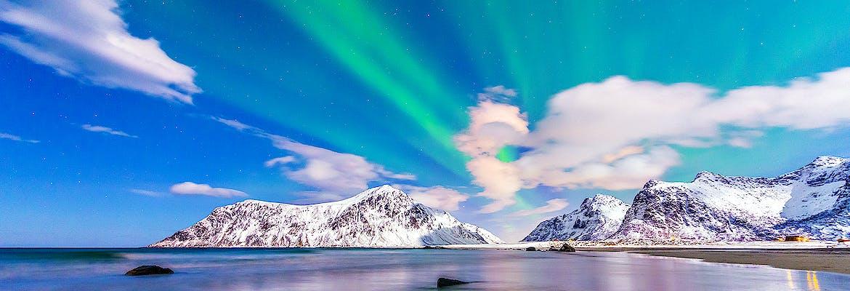 Sommer 2020 - AIDAluna - Highlights am Polarkreis