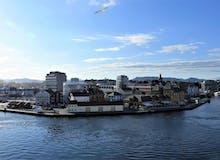 Sommer 2022 - AIDAluna - Norwegens Küste mit Fjorden