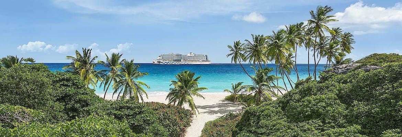 VARIO Exklusiv - AIDAperla - Karibische Inseln inkl. Flug