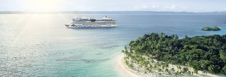 Transreise 2021 - AIDAdiva - Von Warnemünde in die Karibik