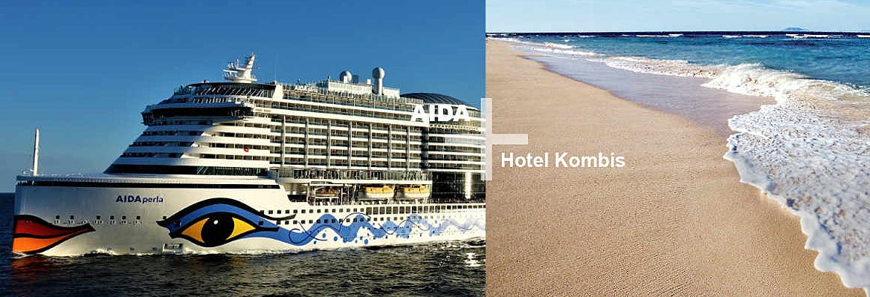 AIDA + Hotel-Kombi - 7 Tage AIDAperla + 7 Tage Lopesan Villa del Conde