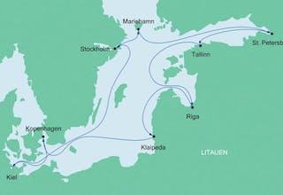 Große Ostsee-reise 4