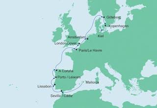 Von Mallorca nach Kiel 2