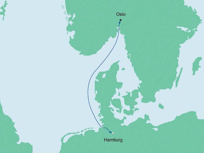 Kurzreise nach Oslo