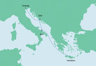 Von Venedig nach Kreta 2