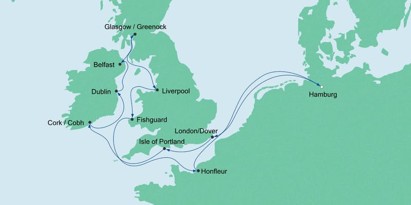 Großbritannien & Irland