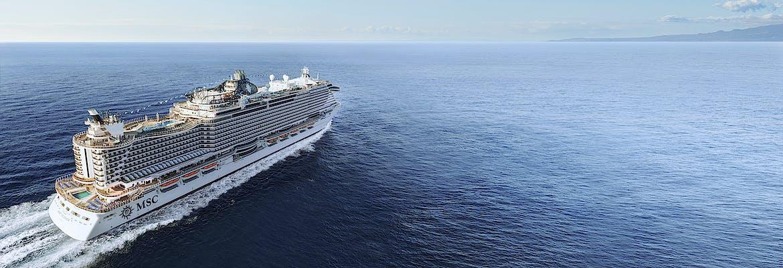 All Inclusive Easy - MSC Seaside - Mittelmeer
