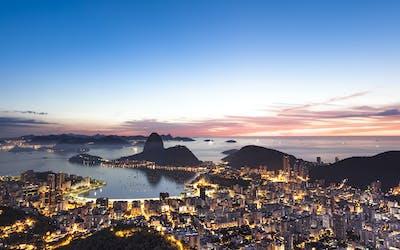 Barcelona bis Rio de Janeiro