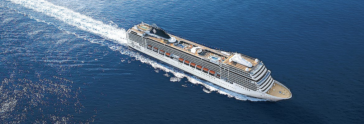 MSC Poesia - MSC World Cruise 2022