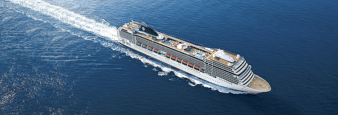 MSC Poesia - MSC World Cruise 2023