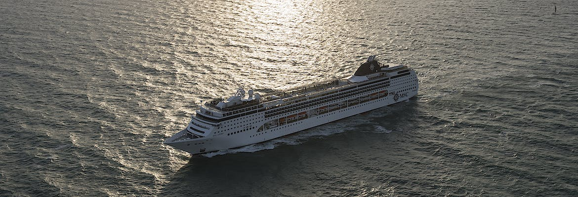 MSC Grand Voyages Special