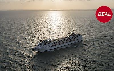 MSC Grand Voyages inkl. Vorteilspaket