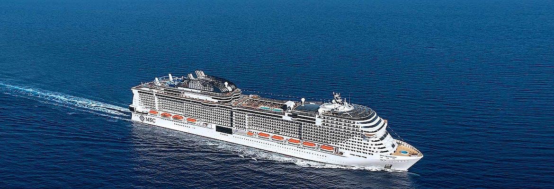 Kreuzfahrten mit MSC Grandiosa