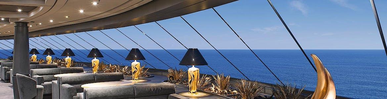 MSC Yacht Club - Luxuriöse Suiten und exklusive Serviceleistungen